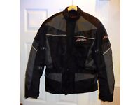 """Motorcycle / Quad Jacket in excellent """"As New"""" condition"""