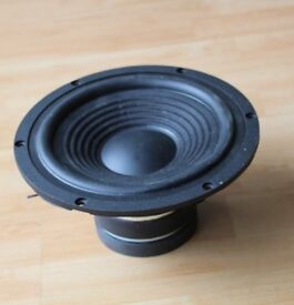Bass Speaker (literally not housed) from Aego T series cinema system