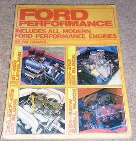 Ford Performance. SA Design, Pat Ganahl