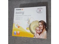 New and sealed Medela breast pump