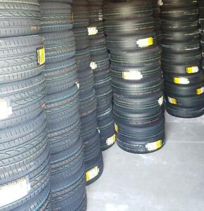 WOW ! Lot de 52 Pneus NEUF 3500$ ! Pack of 52 Tires BRAND NEW 67$ EACH