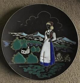 Hardanger tifa plate