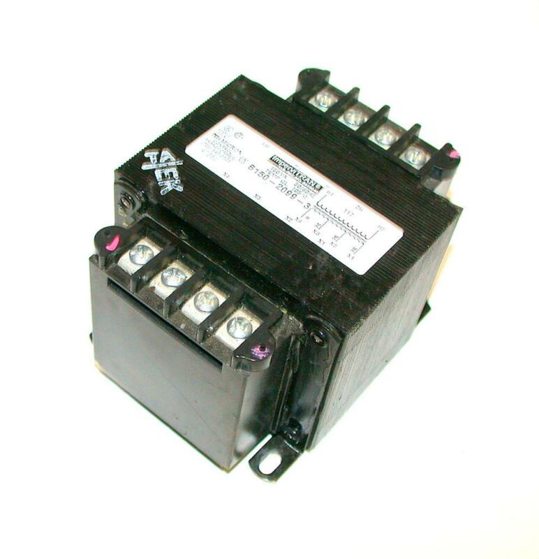 MICRON IMPERVITRAN CONTROL TRANSFORMER 150 VA  MODEL B150-2099-3