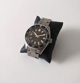 Seiko Prospex SPB147 Dive Watch With Additional Bracelet