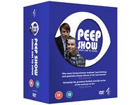 Peep Show - Series 1-7 - Complete [DVD]