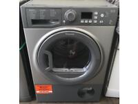 Hotpoint 8KG condenser dryer free delivery
