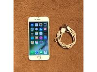 IPhone 6 64gb gold unlocked mint condition!