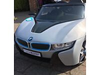BMW i8 Concept Spyder 6v Car for Kids
