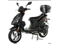 125cc moped