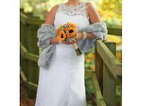 Wedding Dress - Size 8/10