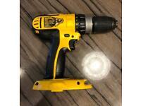 Dewalt 18v drill/driver (old style battery model)