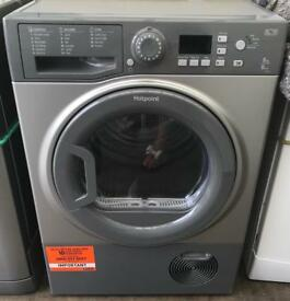 Hotpoint new model 8KG condenser dryer free delivery