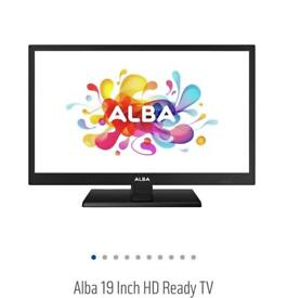 Alba 19inch Tv