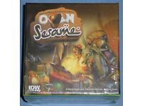 'Open Sesame' Card Game (new)