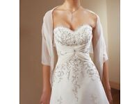 Mori lee wedding dress brand new