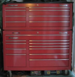 Snap-on Classic78 Top and bottom with cover