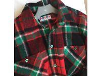 Boy's Check Shirt 152cm