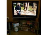 """Sony Bravia TV 32"""" WITH GLASS UNIT"""