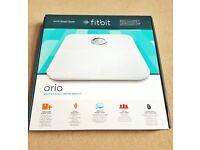 Fitbit Aria - WI-FI Smart scale - white