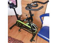 JLL IC200 Exercise Bike EXCELLENT CONDITION