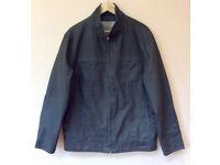 JOHN ROCHA Dark Karki Green Spring/Summer Jacket Size M Excellent Condition will post out