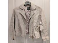 Girls' River Island grey jacket
