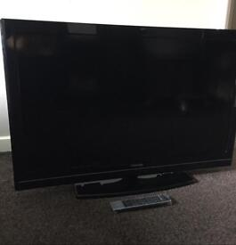 "New Cond Toshiba 40 inch Full HD 1080p LCD TV Television 40"" 40BV701B 40 "" not Samsung Sony Lg Sharp"