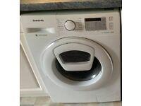 Samsung Eco Bubble, 8K Digital Inverter Spare Sock Clothes Washer
