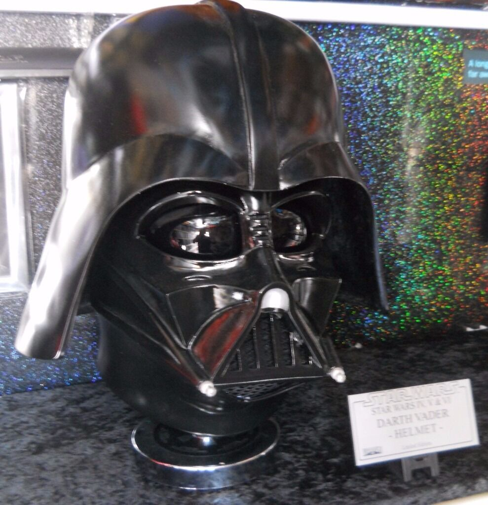 Star Wars Darth Vader Replica Helmet
