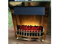 Electric fireplace heater free delivery