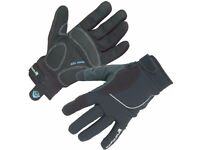 (1767) ENDURA STRIKE WATERPROOF LINED WINTER WOMEN CYCLING GLOVES Size: L