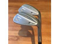 Mizuno T7 56 & 60 degree wedges