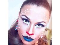 Makeup Artist Available For The Christmas Season