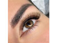 Starlook eyelash extensions from russian technician