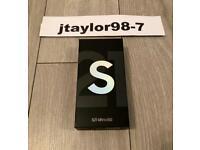 Samsung Galaxy S21 Ultra 5G - Phantom Silver 512GB UNLOCKED *NEW*