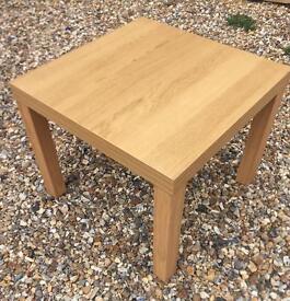 Small IKEA coffee table