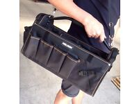"(HOLDON) 19"" Heavy Duty Tote Bag (£15 including VAT!) - Multi purpose tool bag & lifetime warranty!"