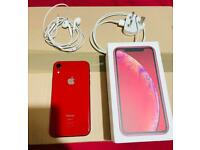 iPhone XR Red 128gb