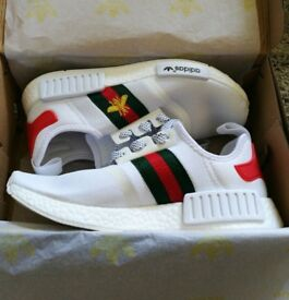 **** MENS GUCCI NMD RUNNERS / TRAINERS FOR SALE !!!! LAST PAIR !!!!! ****