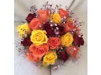 FREELANCE WEDDINGS AND EVENTS FLORIST