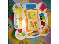 Leap Frog Learning Path Activity Table