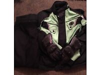 Unwanted buffalo motorcycle gear in great condition