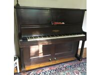 Upright Chappell piano