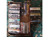 Job lot dvds/boxsets