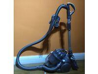 DCO8 Hepa Cylinder Vacuum Cleaner - Fully Working