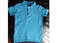 Boys Polo Shirt, age 4