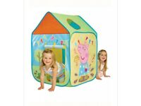 Peppa Pig kids play tent