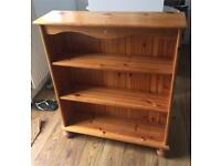 Lovely Solid wood pine Bookshelf