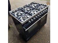 Britannia Sigma 6 burner 100cm range cooker - FREE DELIVERY
