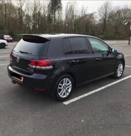 VW GOLF GT TDI BLUEMOTION 2012 - FULLY LOADED